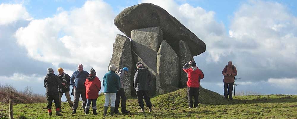 Trevethy Quoit AR Training