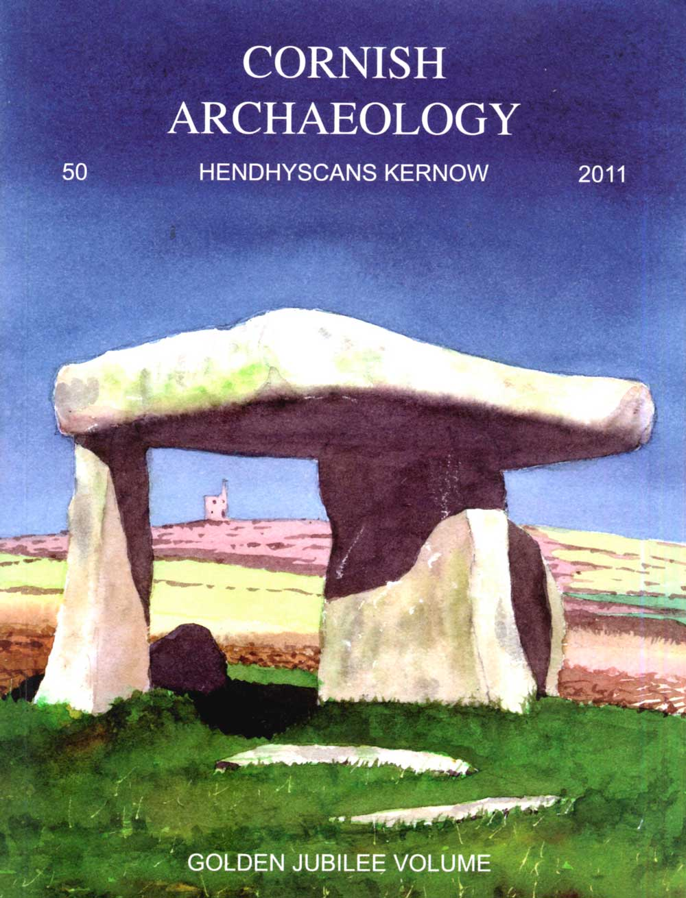 50 years of Cornish Archaeology